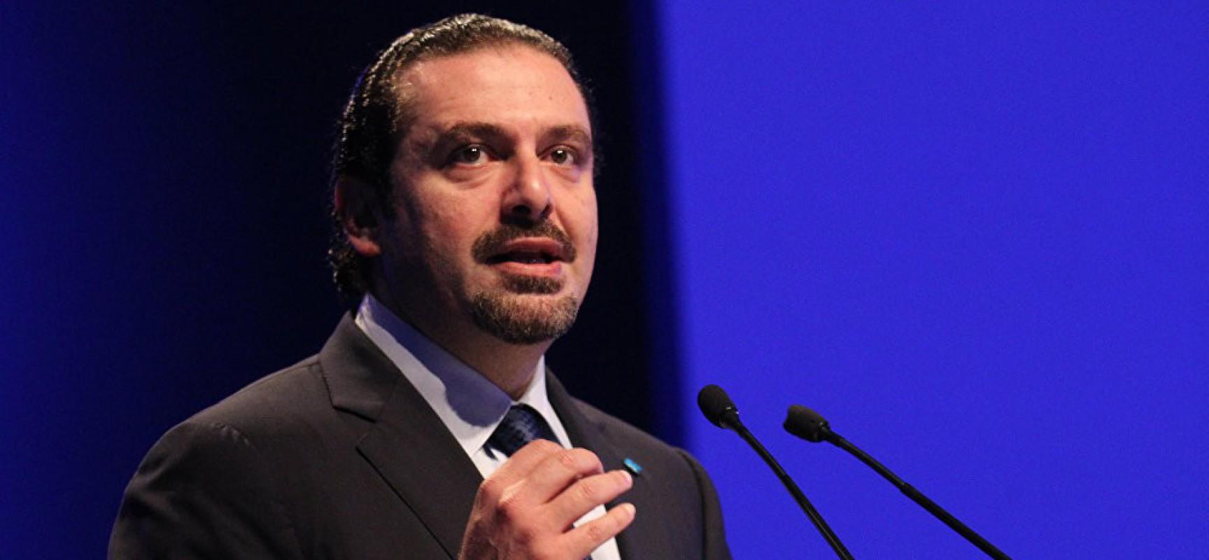 La démission du Premier ministre libanais sur instruction de Ryad: le prélude à une nouvelle agression contre le Liban