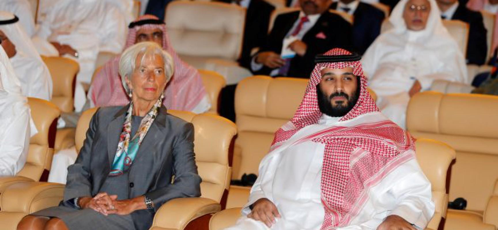 Le coup d'État saoudien et le reset du nouvel ordre mondial