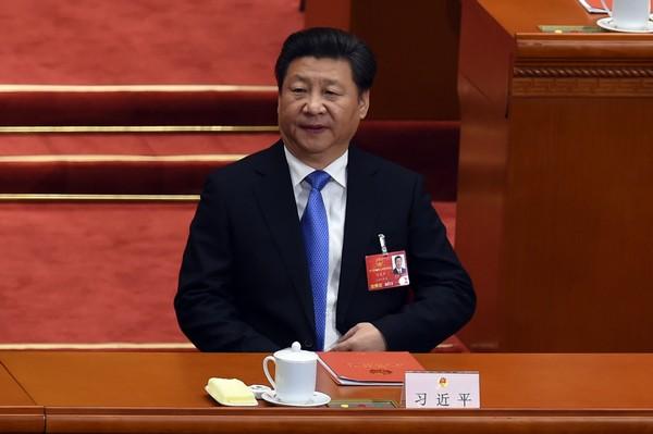 Xi Jinping dessine les contours de l'avenir du la Chine © AFP 2017 Wang Zhao