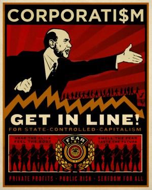 bernanke-corporatism