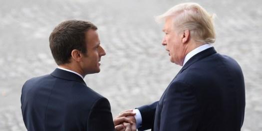 Pays-de-merde-Macron-condamne-les-propos-de-Trump-2