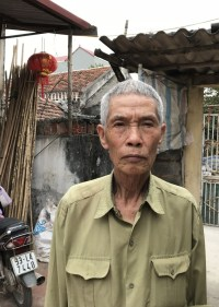 Nguyen Dan Chi, ancien militaire de l'armée vietnamienne // Sputnik, Andreï Vesselov