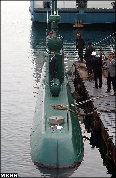Sous-marin de classe Ghadir