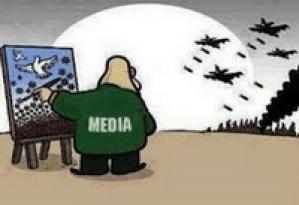 les médias au service du mensonge