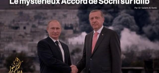Les derniers développements politiques et sur le terrain en Syrie – Dr Amine Htaite