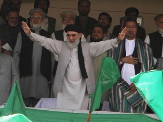 Le Frère Gulbuddin Hekmatyar est le chef de guerre du Pakistan et de la Turquie en Afghanistan. Ce criminel de guerre pourrait devenir le prochain président afghan avec l'aide de la Maison-Blanche.