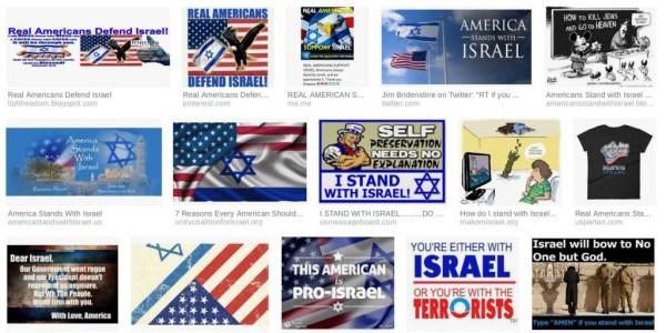 Un échantillon de propagande patriotique sioniste