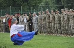 Le genre d '« Ukraine » que l'Empire approuve : des artistes obéissants et des bouffons pour la « nation indispensable »