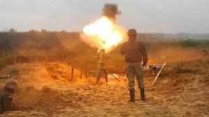 RPD – L'Armée Ukrainienne tire sur Alexandrovka et blesse trois enfants