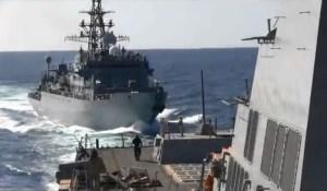 La Russie a lancé un ultimatum aux États-Unis sur la mer Noire