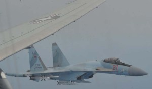 Syrie – La Russie intercepte un avion US