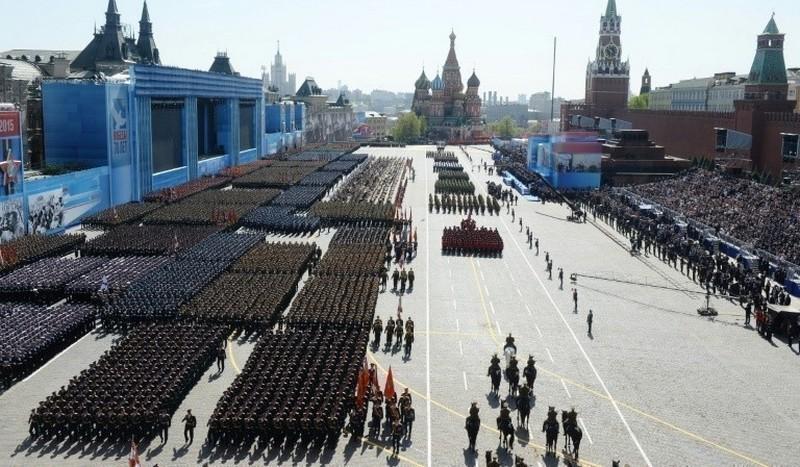 Le défilé de la Victoire aura finalement lieu le 24 juin à Moscou