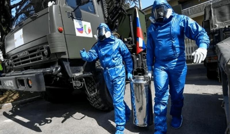 L'Italie avertit que l'OTAN est impatiente de venger l'aide russe