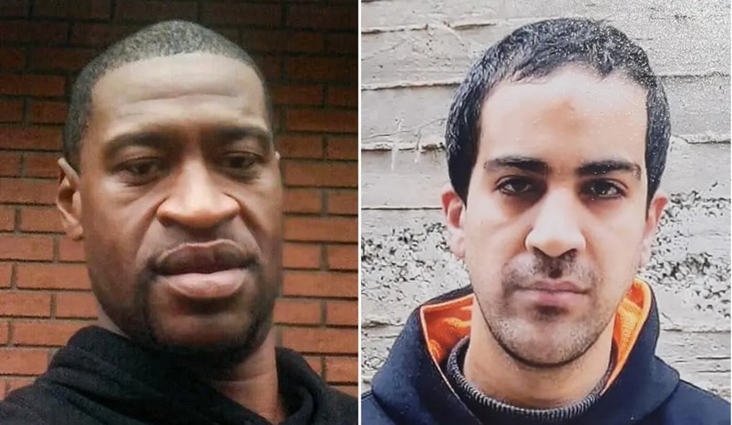 «Être noir en Amérique ne devrait pas être une condamnation à mort». Et le fait d'être palestinien ? (Haaertz)