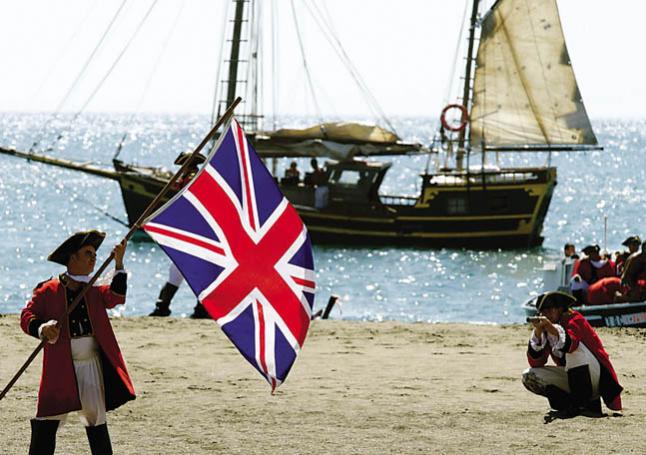Les nouveaux pirates de la vieille Albion