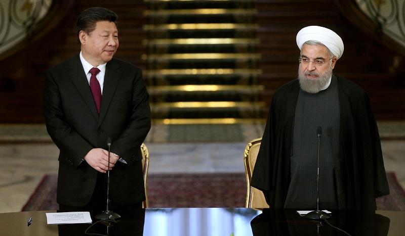 L'Iran et la Chine turbo-chargent les Nouvelles Routes de la Soie