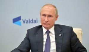 Questions et réponses de Vladimir Poutine lors du Club de discussion de Valdaï 2020
