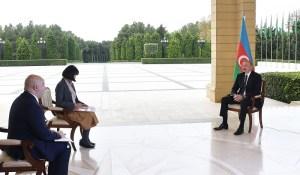 Ilham Aliyev: «Il n'y aura pas de référendum [au Karabagh], jamais!»