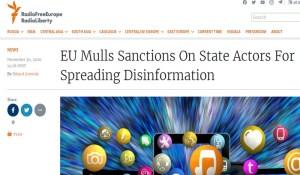 The European Democracy Action Plan – Le formatage totalitaire du discours en Europe