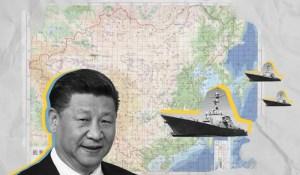 La guerre contre la Chine et la Longue Marche des temps modernes
