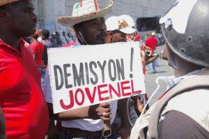 Le peuple s'insurge en Haïti
