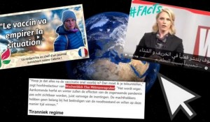 La vidéo censurée de la rédactrice en chef du magazine Wochenblick fait le tour du monde : «La vaccination est la vraie «pandémie»»