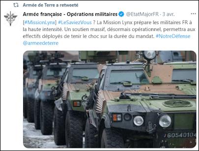 La France se prépare à un conflit militaire de masse : contre qui et au nom de quoi ?