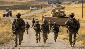 Les Américains entrainent les FDS pour rester encore en Syrie et en Irak