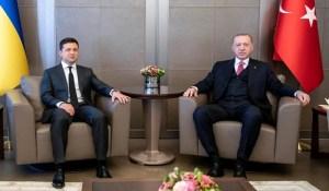 La Turquie met un pied en Ukraine