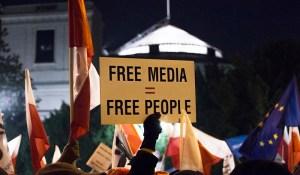 Le Ghana et l'Afrique du Sud devant la France pour la liberté de la presse