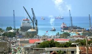 Haïti – Bouche bée
