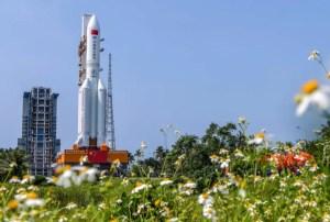 La Chine s'apprête à lancer le premier module de sa station spatiale