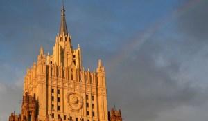 La Russie dénonce des « tentatives de mise en place d'un ordre international » occidentalo-centré