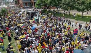 La Colombie sous le règne de la terreur
