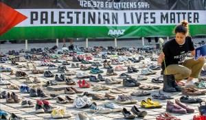 Palestinian lives matter