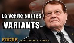 Pr Luc Montagnier : «Les variants viennent des vaccinations»