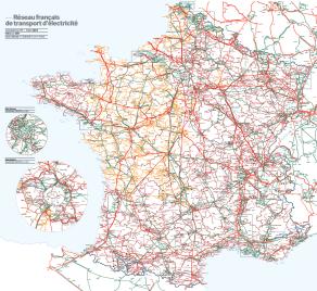 reseau français transport électricité