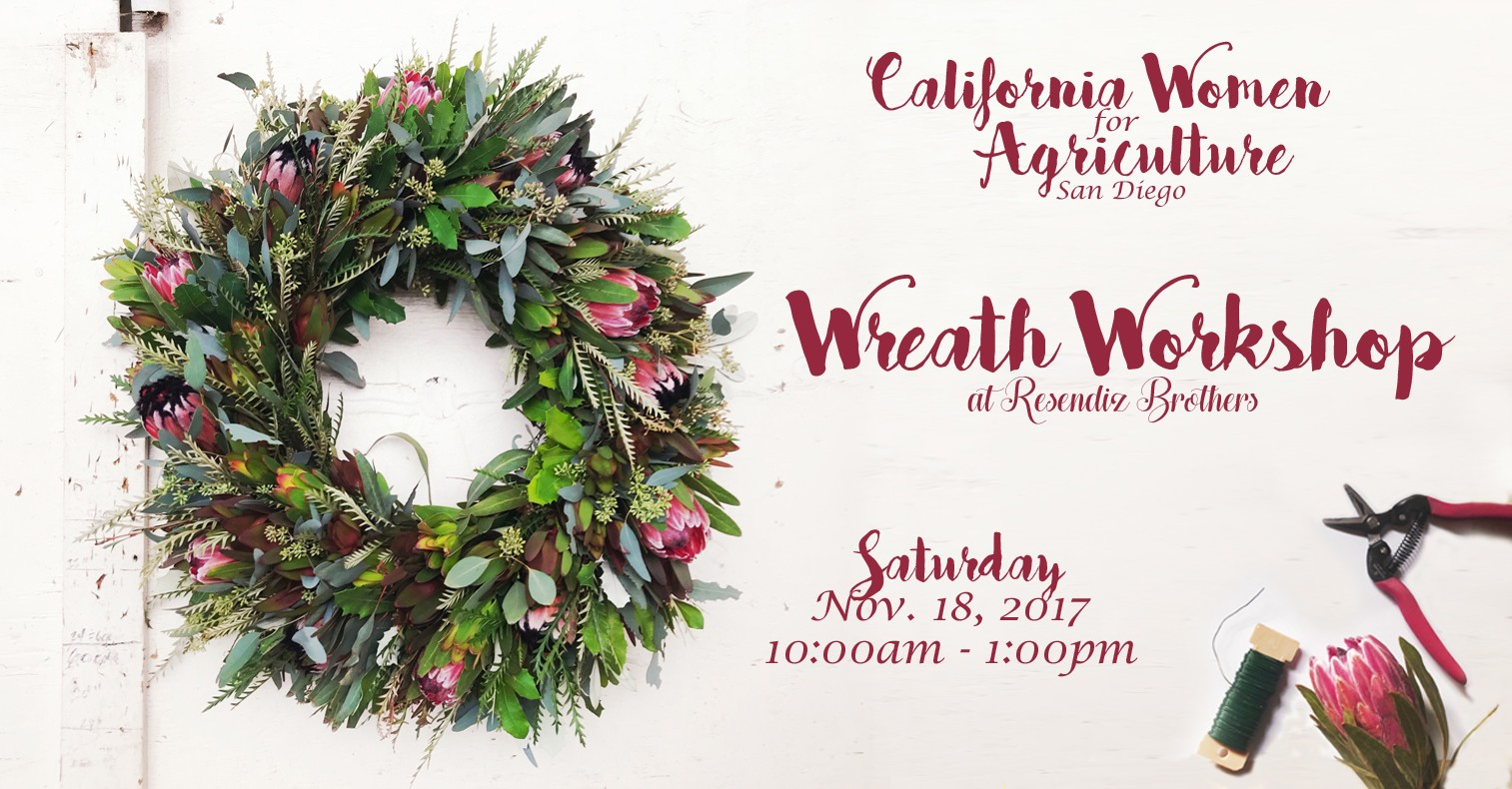 CWA Wreath Workshop
