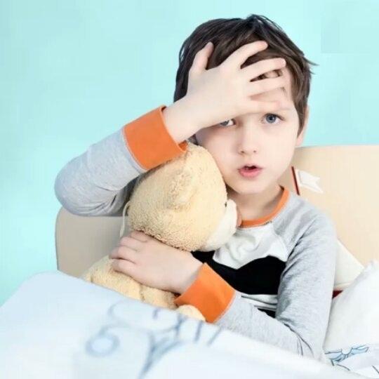 menurunkan demam anak tanpa obat