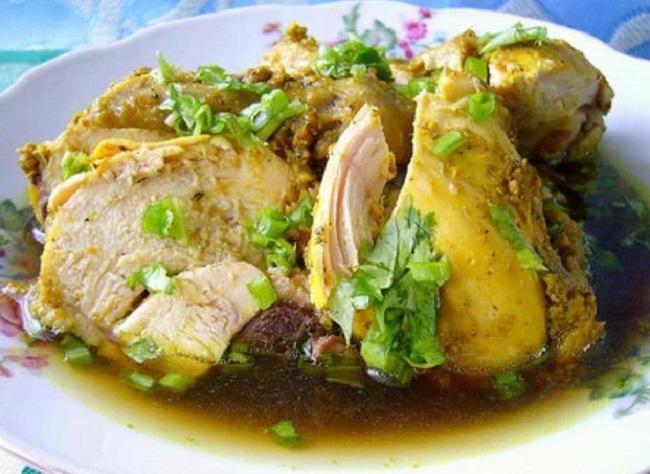 Resepi Sup Ayam Kukus