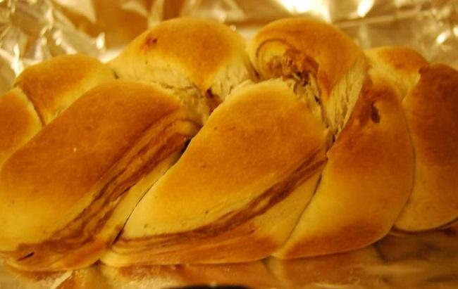 Resepi Roti Marble