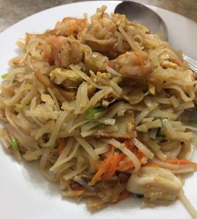 Resepi Pad Thai Kung