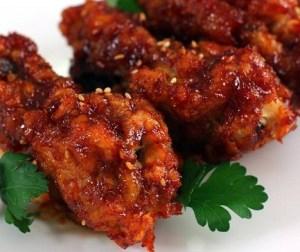 resepi-ayam-goreng-pedas-korea