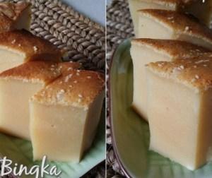 resepi-bingka-susu-cheese