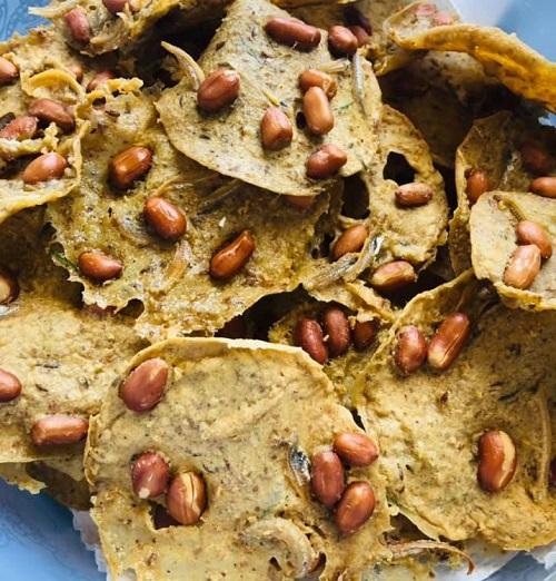 Cara Buat Rempeyek Kacang Berempah