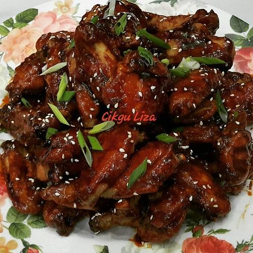 Ayam Goreng Korean Crispy Gochujang