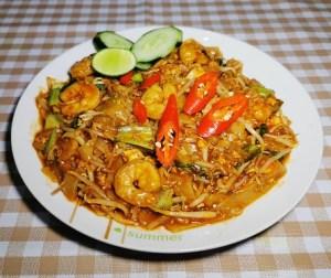 masak-kuey-teow-goreng-basah-ala-thai
