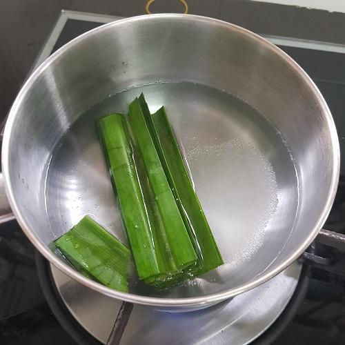 Resepi Minuman Air Katira Johor Asli