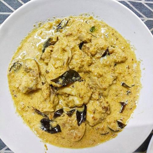 Resepi Butter Chicken Versi Pedas Berkrim