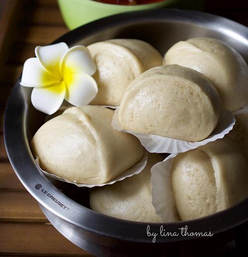 Resepi Mantou Kosong Homemade Sedap Sangat
